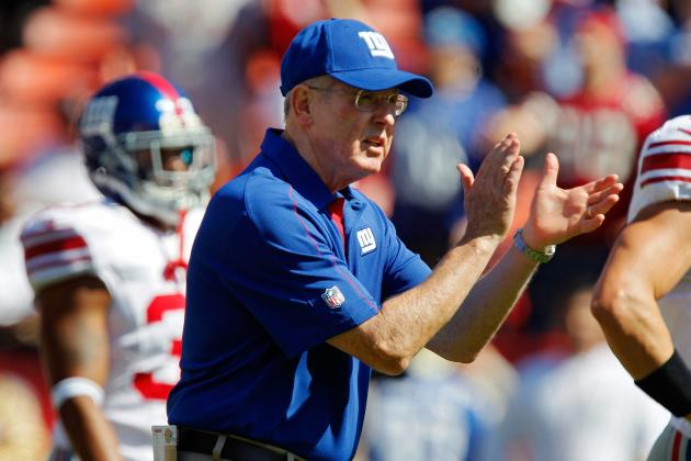 NFL Trade Deadline: 3 Moves the New York Giants Can Realistically Make