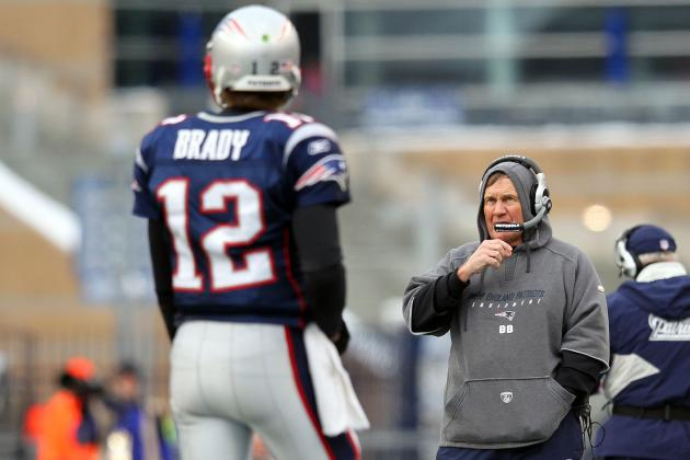 Mapping out New England Patriots' Path to NFL Playoffs, Super Bowl