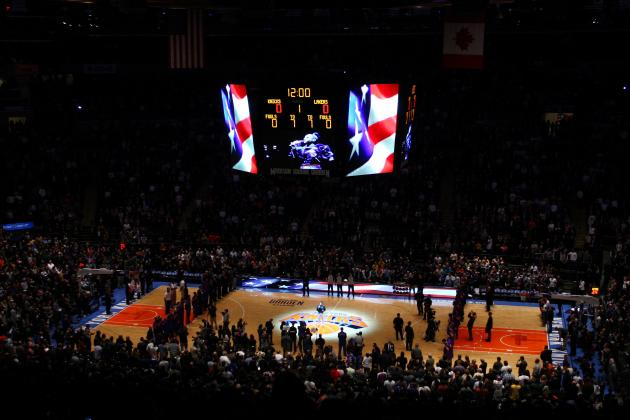 Ranking All 30 NBA Arenas