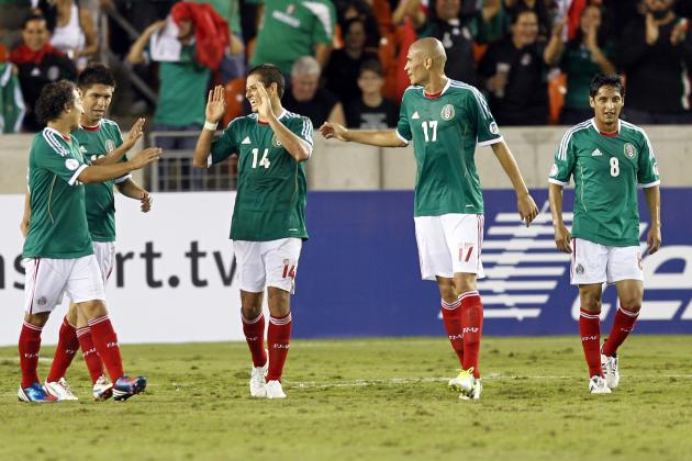 Mexico vs. El Salvador: 5 Things We Learned from El Tri's Win