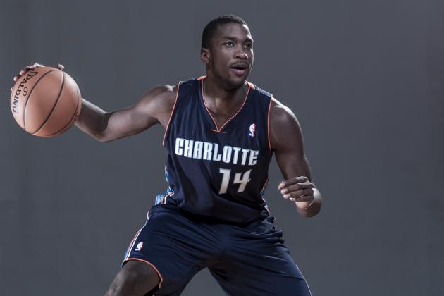 The 5 Most Pivotal Players for the Charlotte Bobcats in 2012-13