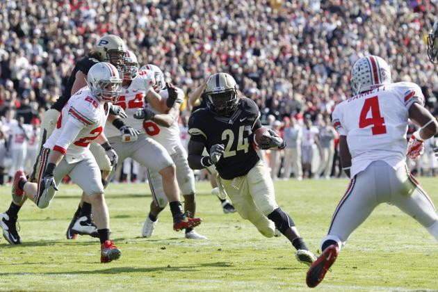 Purdue vs. Ohio State: Complete Game Preview