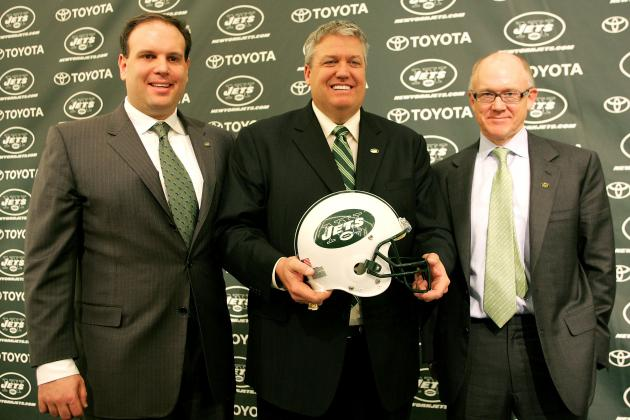 Jets Mock Draft: Early Predictions for New York