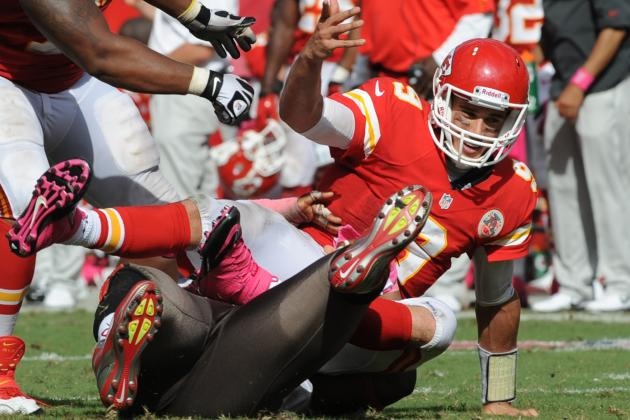 5 Improvements Kansas City Chiefs Must Make During the Bye Week