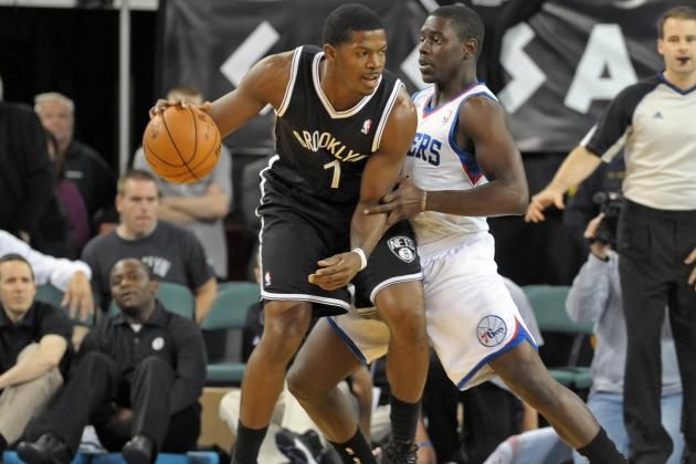 Grading the Brooklyn Nets' Current Two-Deep Depth Chart