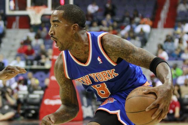 New York Knicks: Ranking Every Starting Option at Shooting Guard