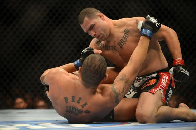 5 More UFC Fighters Who Always Look to Finish Fights