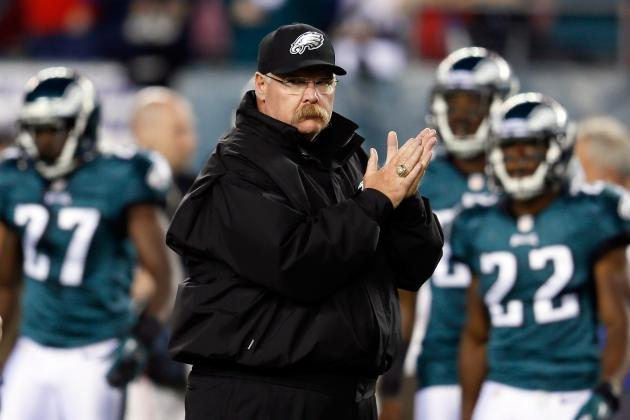 Philadelphia Eagles: 3 Reasons Andy Reid Should Be Fired This Season