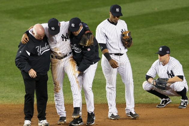 Derek Jeter and the 12 Other MLB Players That Need to Retire Now