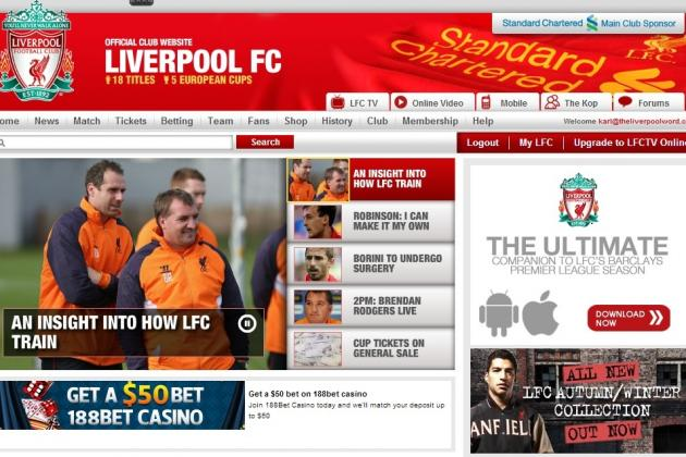 Top 11 Liverpool Fanzines and Websites