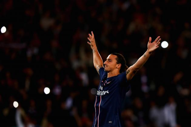 Zlatan Ibrahimovic and the Top 8 Natural Finishers in Football