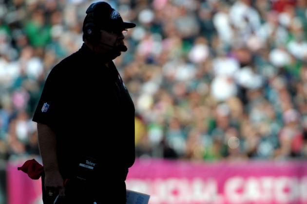5 Improvements the Philadelphia Eagles Must Make During the Bye Week