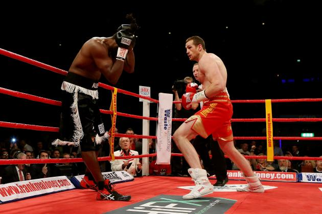 David Price Destroyed Audley Harrison, but He's Not a Contender Just Yet