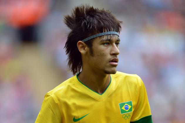 Neymar: 5 People Who Should Teach the Brazilian Starlet English