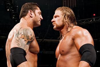 WWE's Greatest Feuds Vol. 2: Triple H vs Batista