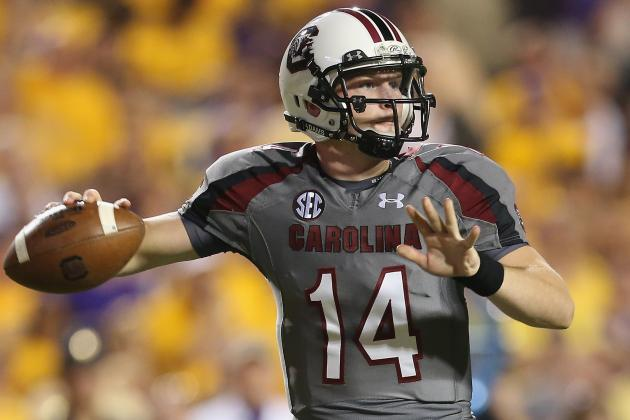 South Carolina vs. Florida: Power-Ranking 12 Best Players in SEC East Showdown