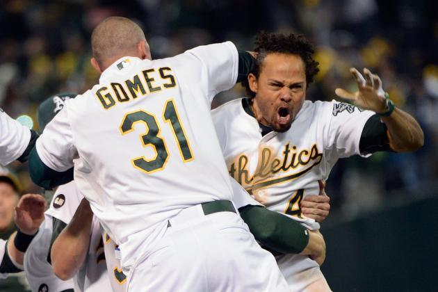 Career-Defining Moments from 2012 MLB Postseason