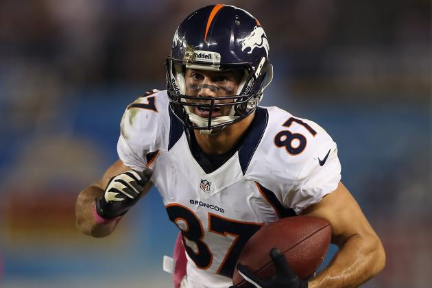 Denver Broncos: 3 Reasons Eric Decker Needs to Stay Healthy for Playoff Run