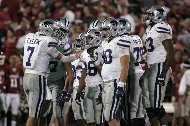 Why Kansas State vs. West Virginia Will Be Big 12 Showdown of the Year