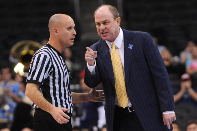 College Basketball: 5 Coaches Who Have Got the Most Work to Do This Year