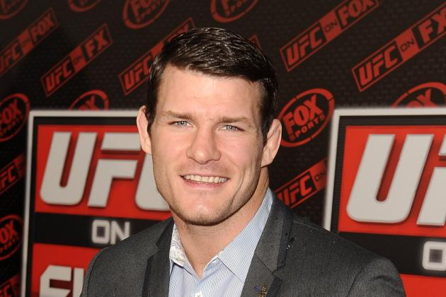 Michael Bisping and the 10 Cockiest Fighters in the UFC Today