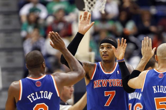 New York Knicks: Expectations in 2012-2013