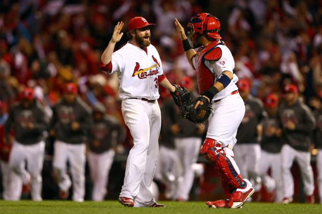 2012 NLCS: 4 Players Who Must Step Up Big for St. Louis Cardinals in Game 4