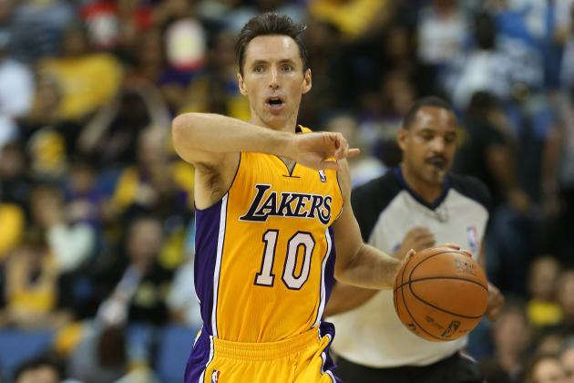 Defining the Los Angeles Lakers' Offensive and Defensive Strategy for 2012-13