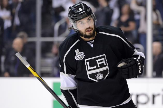 Los Angeles Kings: Why Drew Doughty Will Have a Bounce-Back Season