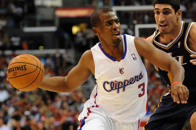 The 10 Best Starting Point Guards in the NBA