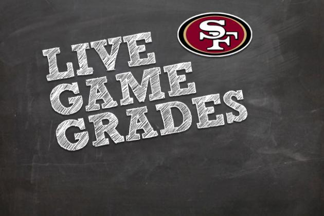 Giants vs. 49ers: Final Game Grades, Analysis for San Francisco