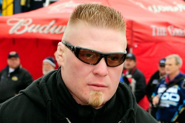WWE: 7 Potential Opponents for Brock Lesnar at WrestleMania XXIX