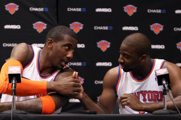 New York Knicks Stock Watch: Who's Rising and Falling Halfway Through Preseason
