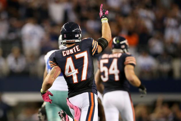 Detroit Lions vs. Chicago Bears: 10 Keys to Victory for the Bears