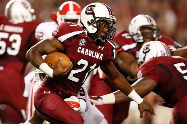 College Football Week 8 Predictions: South Carolina Gamecocks vs. Florida Gators