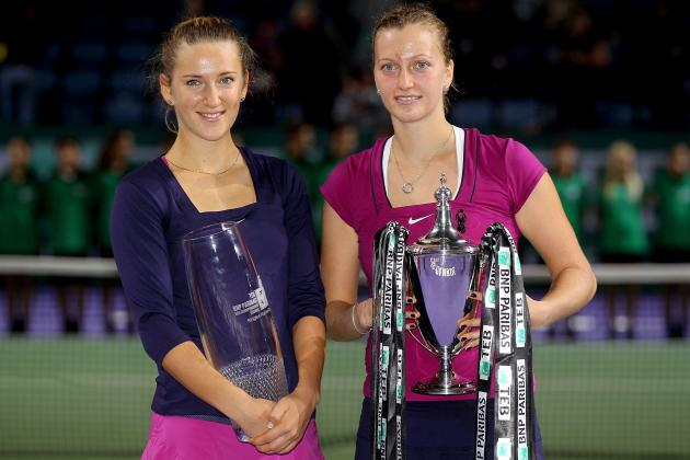 2012 WTA Championship: Ranking the Elite 8 Women's Field in Istanbul