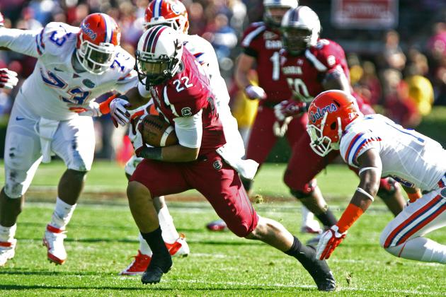 Florida Football: 5 Keys to the Game vs. South Carolina