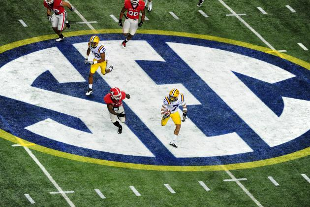 Winners and Losers of the 2013 SEC Football Schedule