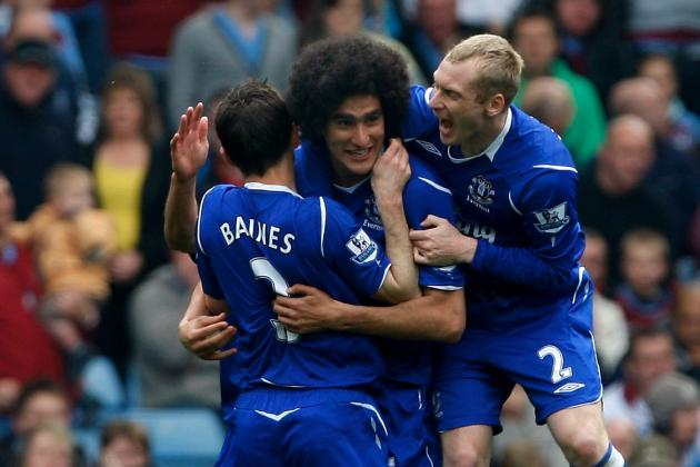 Five Reasons Why Marouane Fellaini and Leighton Baines Should Not Drop Everton