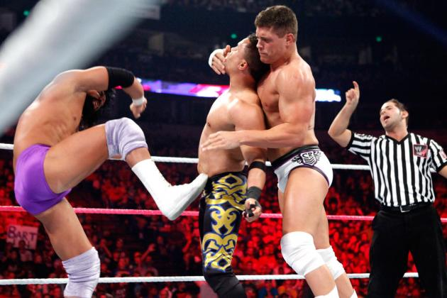 5 Reasons Why Team Rhodes Scholars Should Be the Next Tag Team Champions