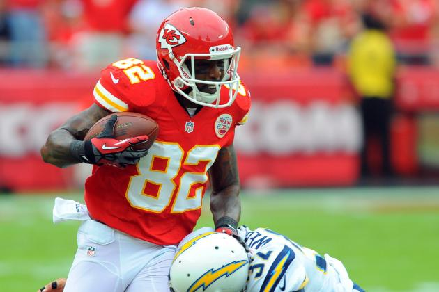 Dwayne Bowe: Ranking Teams That Should Make an Offer for Chiefs Star WR