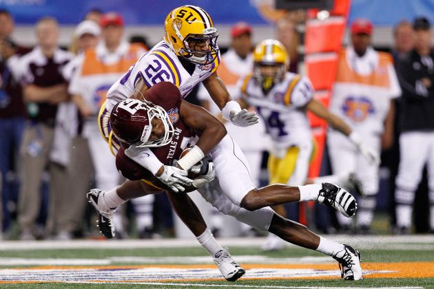 LSU Football: 5 Keys to the Game vs. Texas A&M