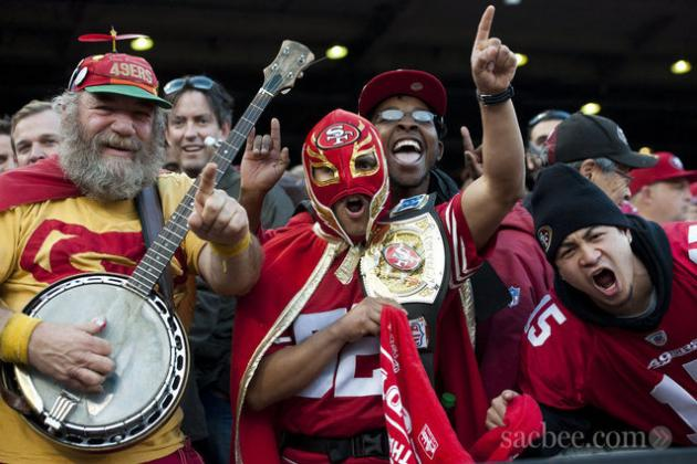 10 Reasons 49ers Have the Best Fans in the NFL