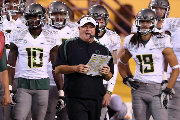 Oregon Football: 10 Things We Learned from the Ducks' Win vs. Arizona State