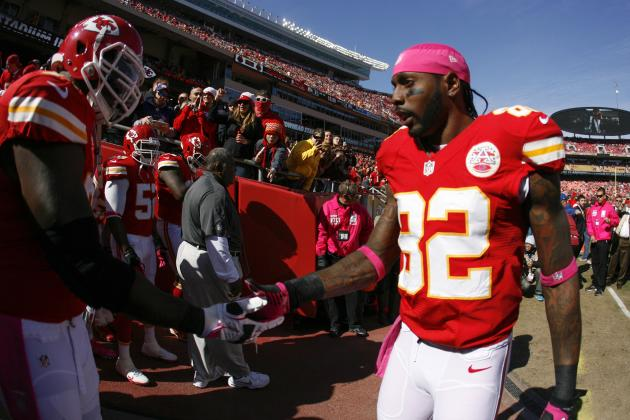 5 Reasons Kansas City Chiefs Must Move Dwayne Bowe Before the Trade Deadline