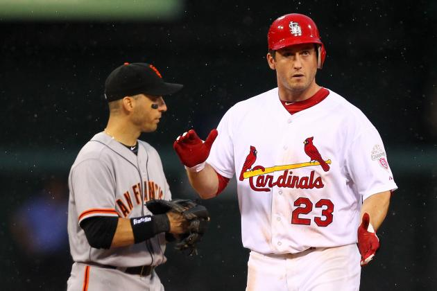 2012 NLCS: 5 Early Signs the Cardinals-Giants Series Is Going to a Game 7