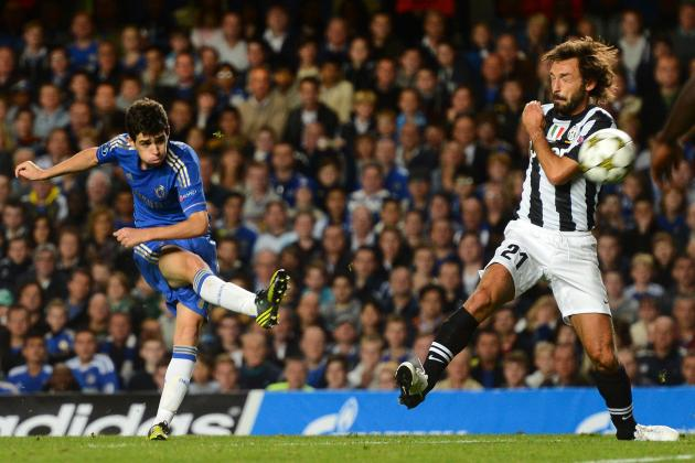 Oscar: Rating the Chelsea Star's Performances in England so Far