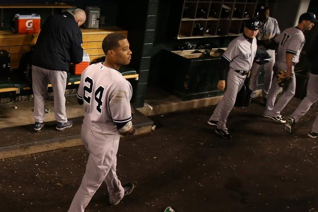 2012 ALCS: 5 Heads That Need to Roll After Yankees' Brutal Postseason Effort