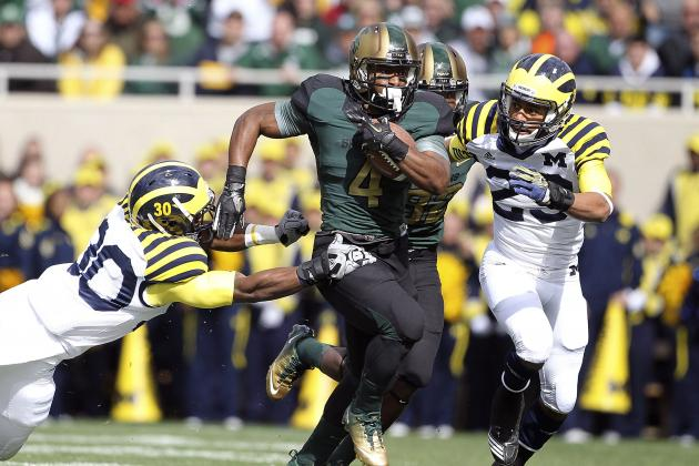 Michigan Football: 5 Keys to the Game vs. Michigan State