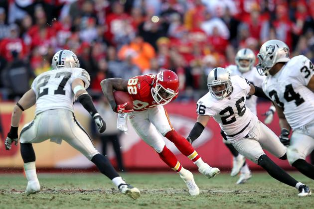 Kansas City Chiefs 2012: 5 Keys to Week 8 Win over Oakland Raiders